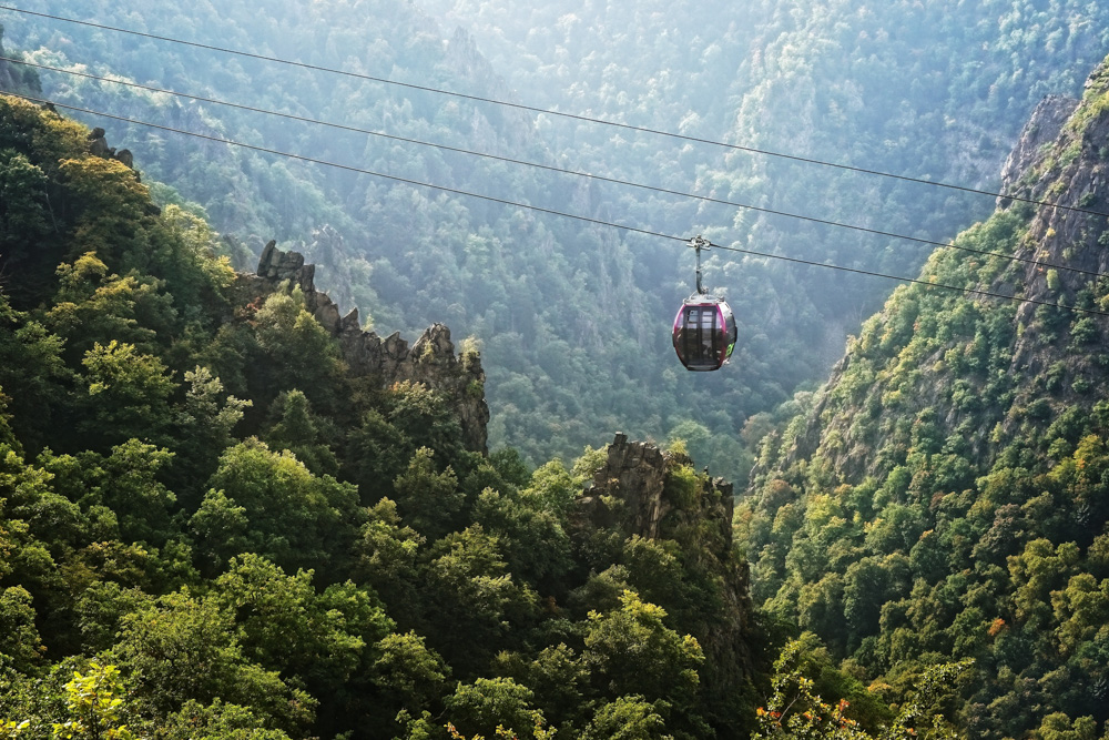 Cable car - Best Things to Do in Hong Kong