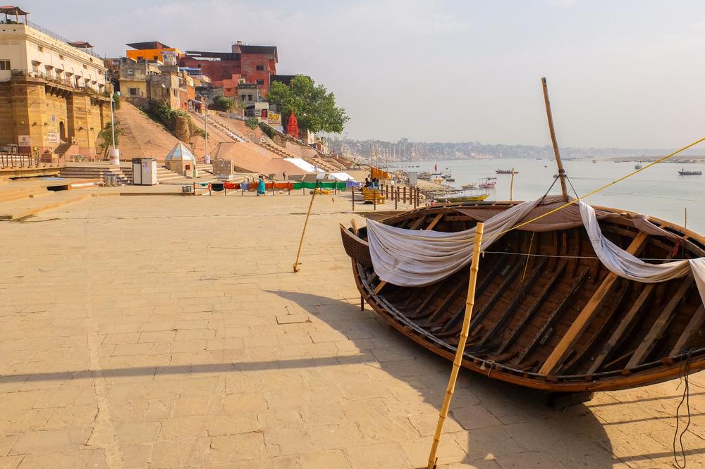 Ghats of Varanasi - 4 weeks in India