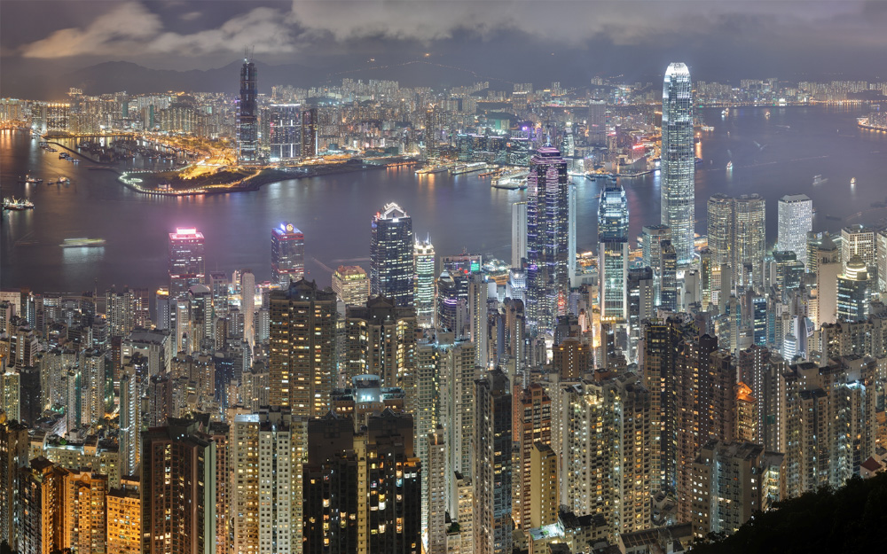 Hong Kong as seen from the Victoria Peak - Best Things to Do in Hong Kong
