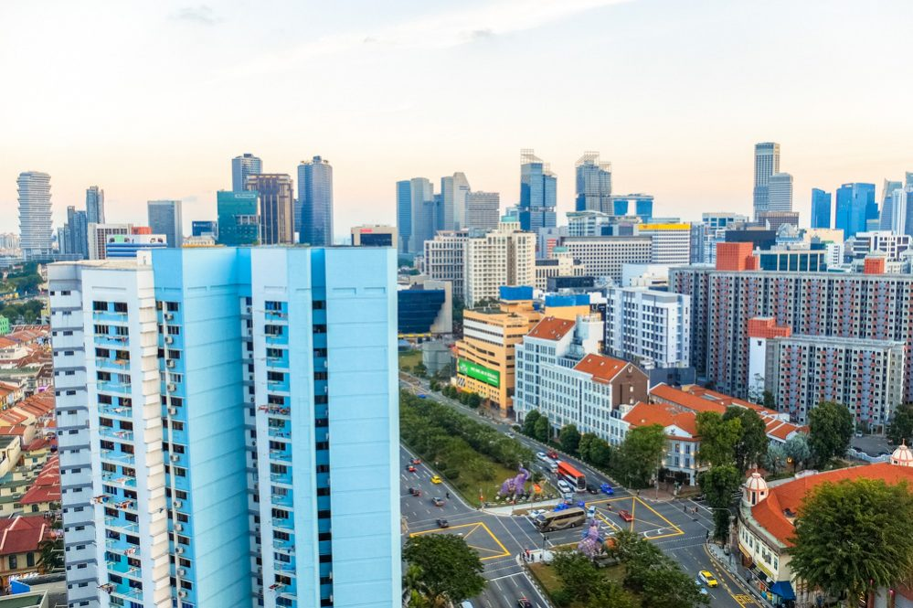 Skyline of Singapore - Best Hotels in Singapore for Amazing Views
