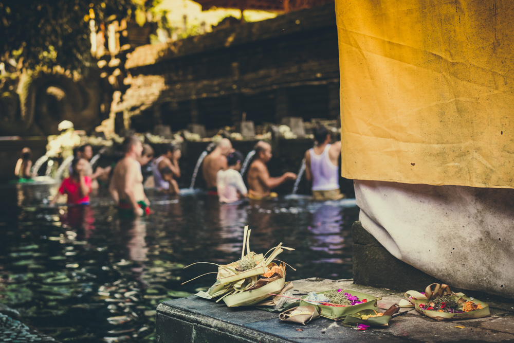 The Tirta Empul Temple - Best Things to Do in Bali