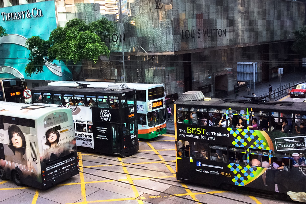 Tram in Hong Kong - Best Things to Do in Hong Kong