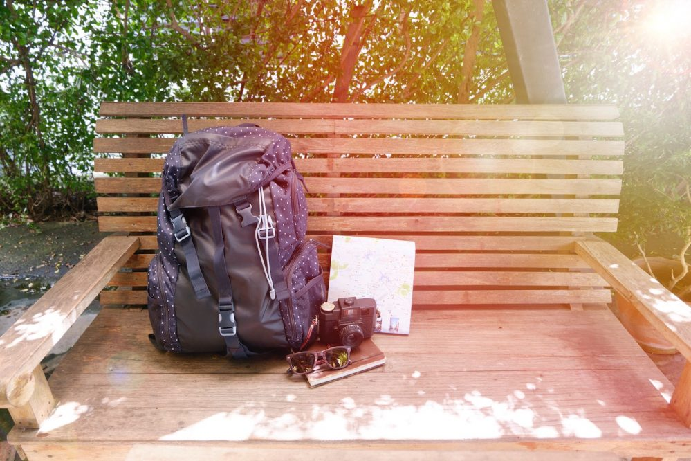A Backpack on the Bench - Packing Essentials