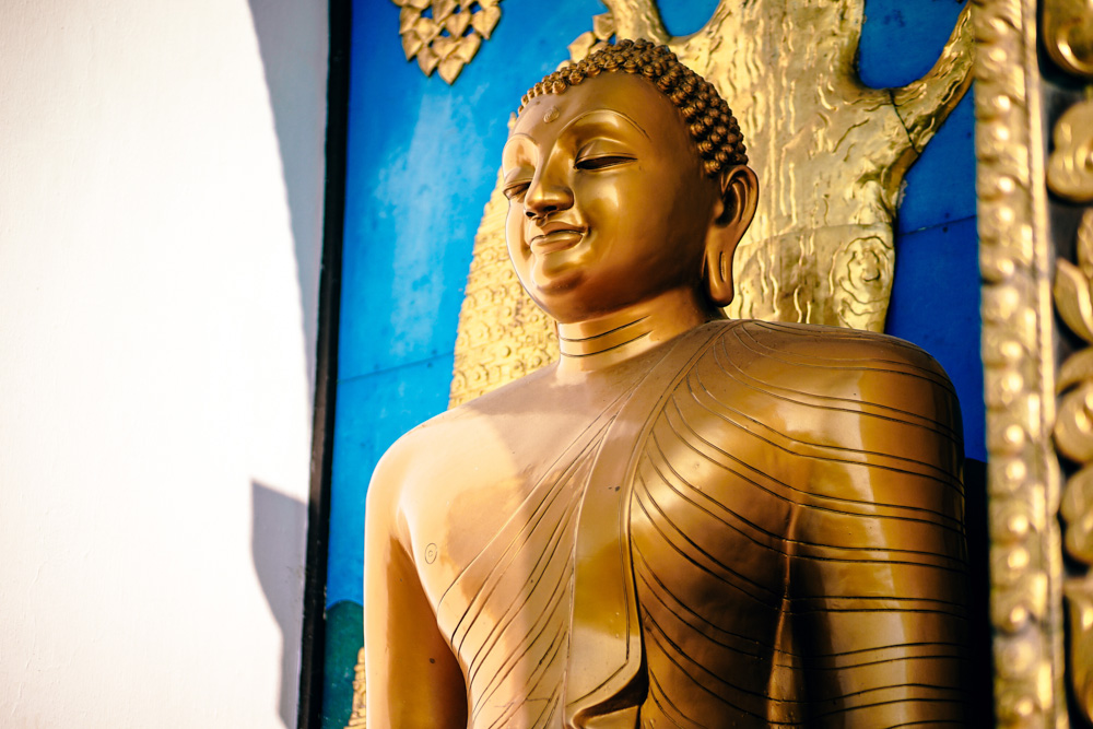 Buddha statue - Best Things to Do in Penang, Malaysia