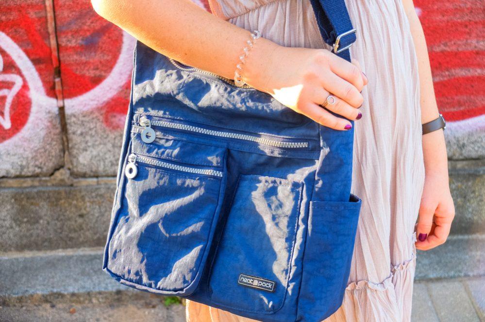 Neatpack Crossbody bag - NeatPack Crossbody Bag Review