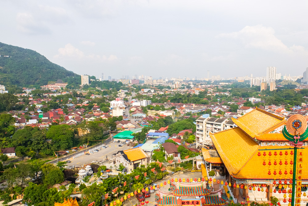 Penang from above - Best Things to Do in Penang, Malaysia