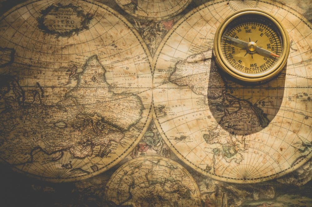 A Map - Best Travel Gifts for Him