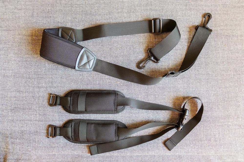 Standard Carry-on Backpack removable hipbelt and shoulder strap