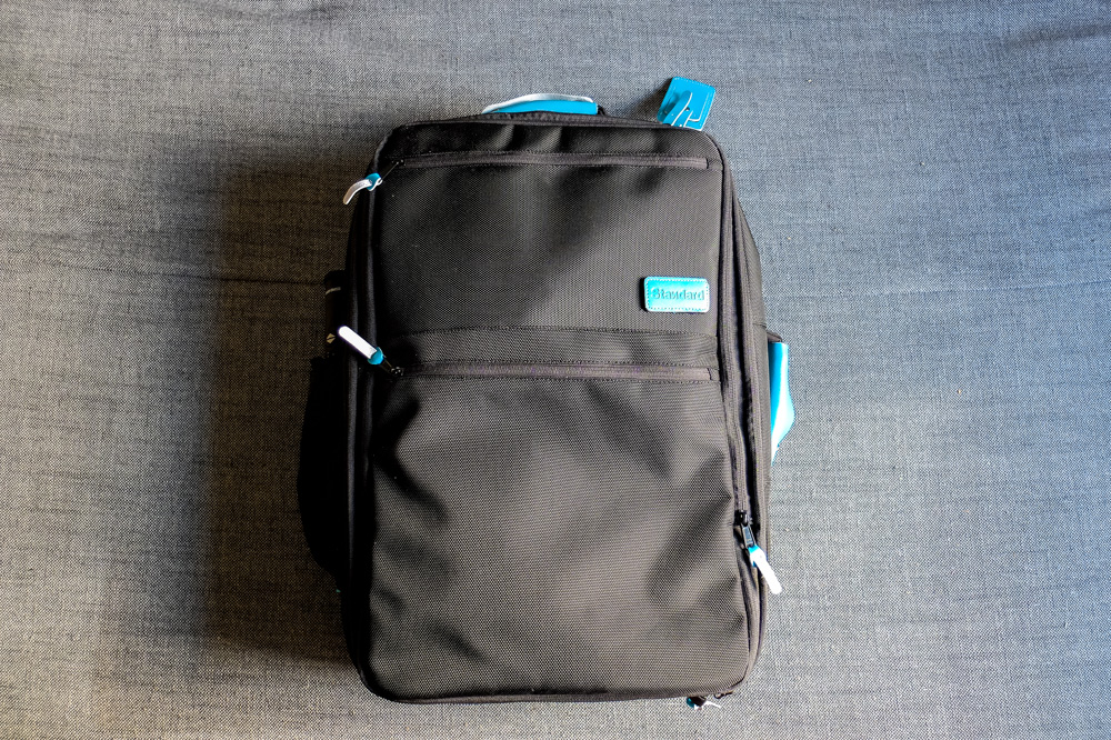 Standard's Carry-on Backpack - Front
