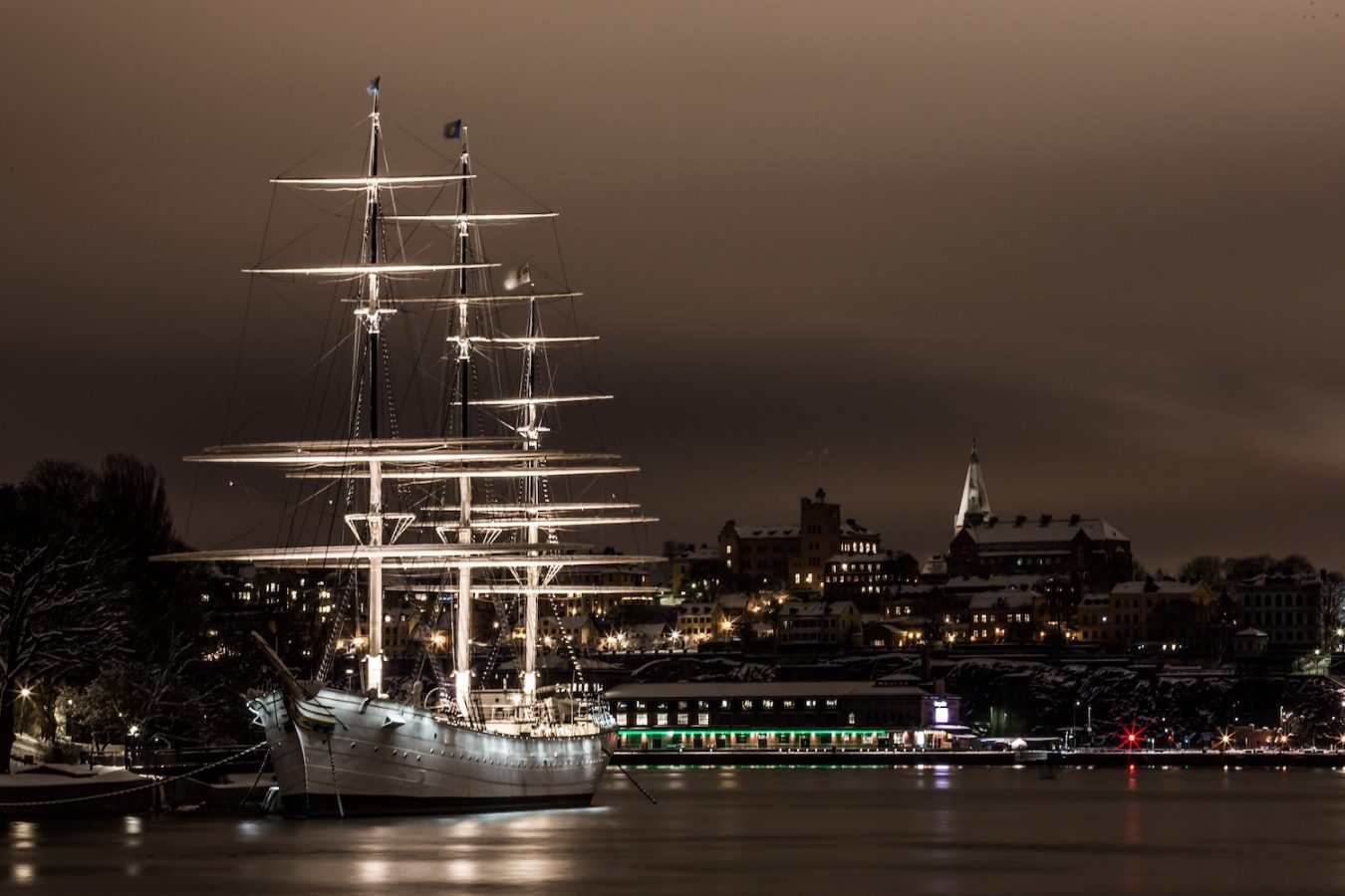 A ship in Stockholm - 15 Things to do in Stockholm