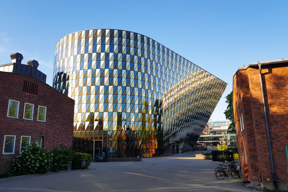 Aula Medica, Stockholm