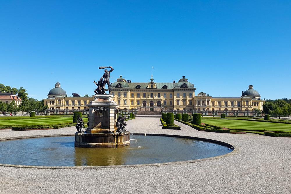 Drottningholm Palace, Stockholm