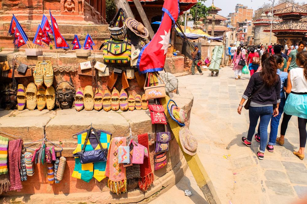 Souvenirs in Kathmandu