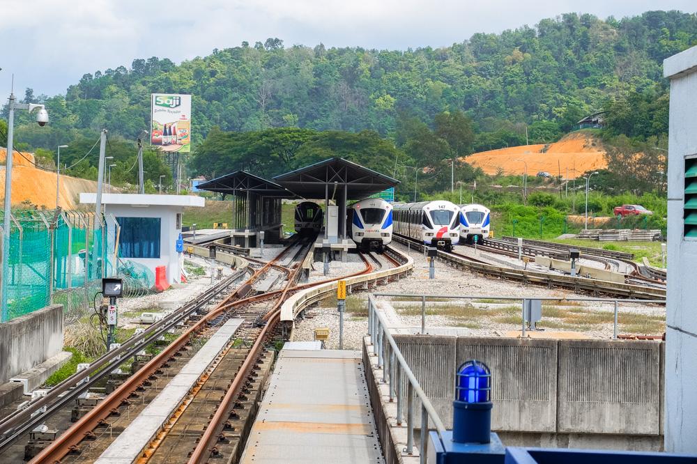 LRT in KL