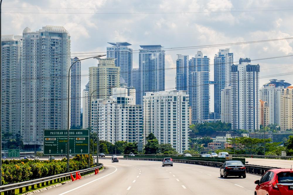 Outskirts of Kuala Lumpur