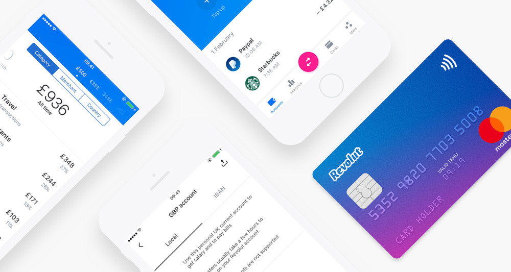 Revolut prepaid card - Revolut card review