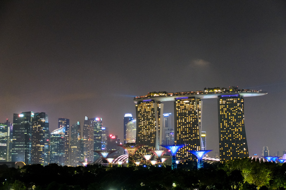 Singapore skyline - Things to do in Singapore
