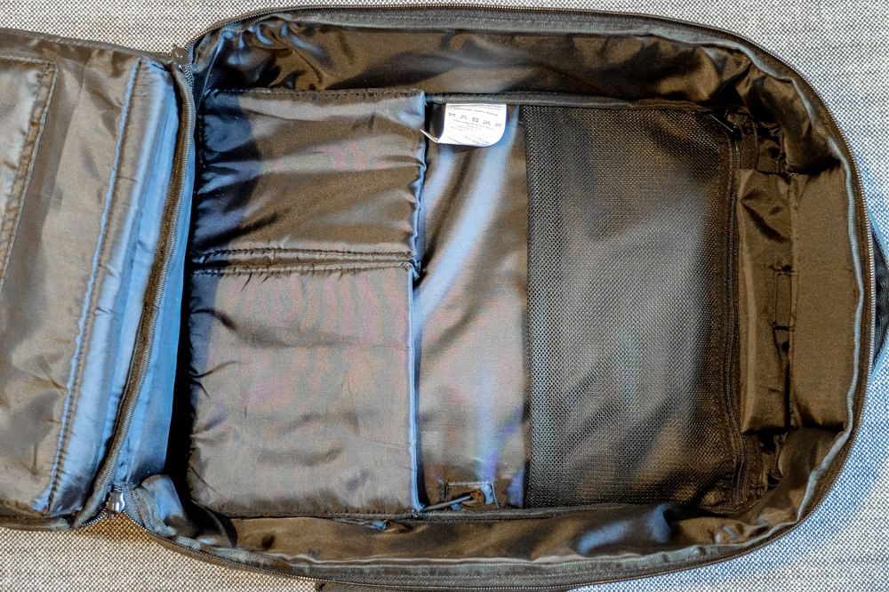 Standard Luggage Daily Backpack - Main Compartment 2