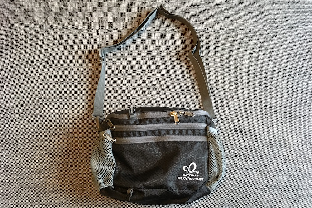 The WaterFly Shoulder Bag
