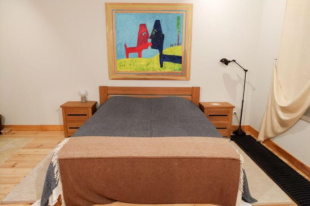 A room at Paliesius Manor