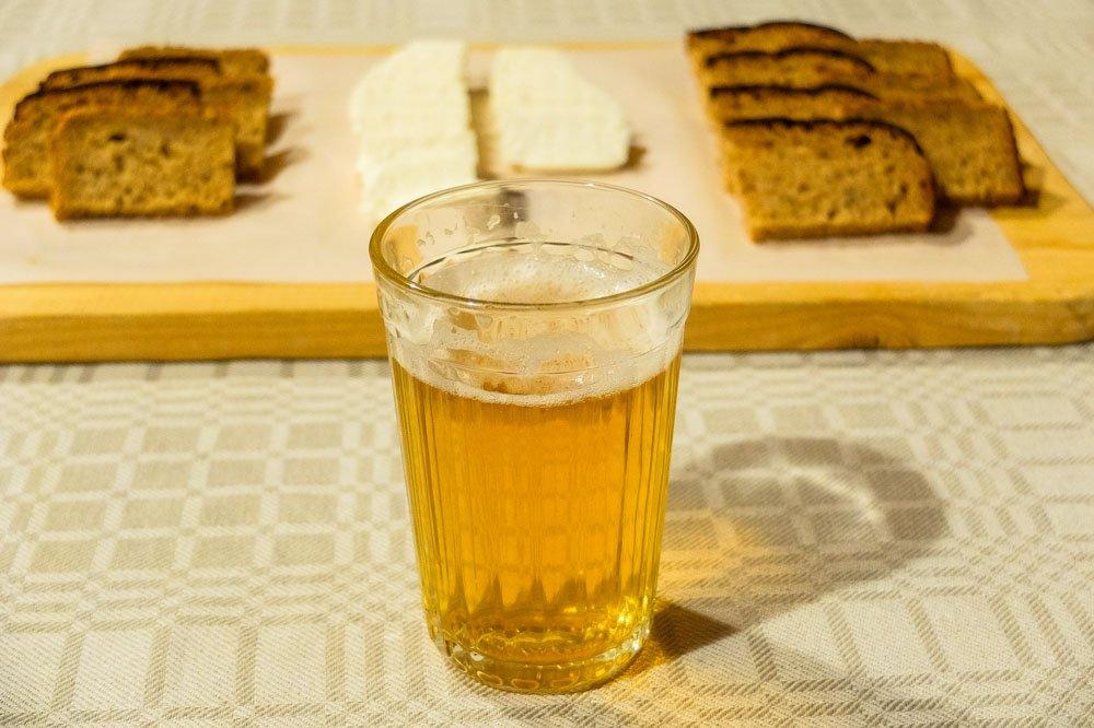 Beer tasting in Birzai