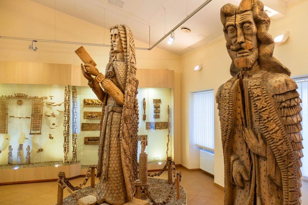 Exhibition in Rokiskis Manor